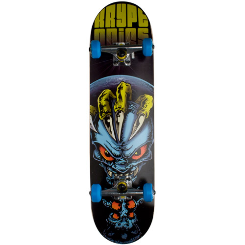 Kryptonics Local Series 1 Skateboard, Space Alien