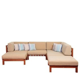 International Home Miami Corp Sofas Loveseats & Sectionals