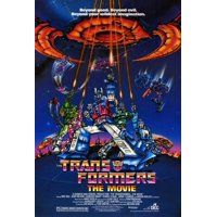 Transformers: The Movie POSTER (11x17) (1986)