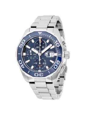 Tag Heuer Aquaracer Blue Dial Stainless Steel Men's Watch CAY211B.BA0927