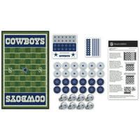 MasterPieces - Dallas Cowboys Checkers Game
