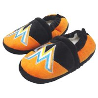 Miami Marlins Toddler Colorblock Slide Slippers