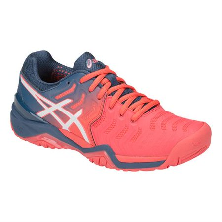 Asics Gel Resolution 7 Womens Tennis Shoe Size: