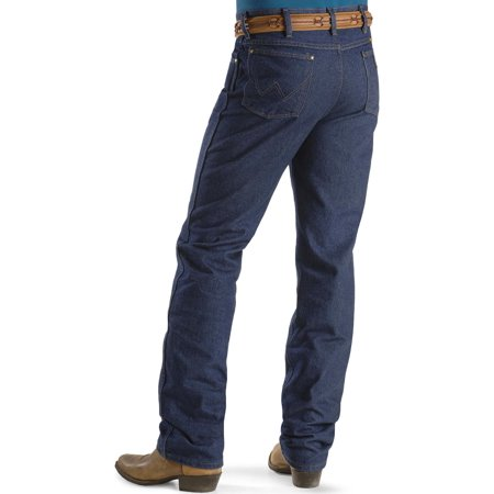 b6204e98 UPC 760609429588. Wrangler Jeans Slim Fit 32 in. x 30 in. Men's Premium  Performance Cowboy 36MWZPD
