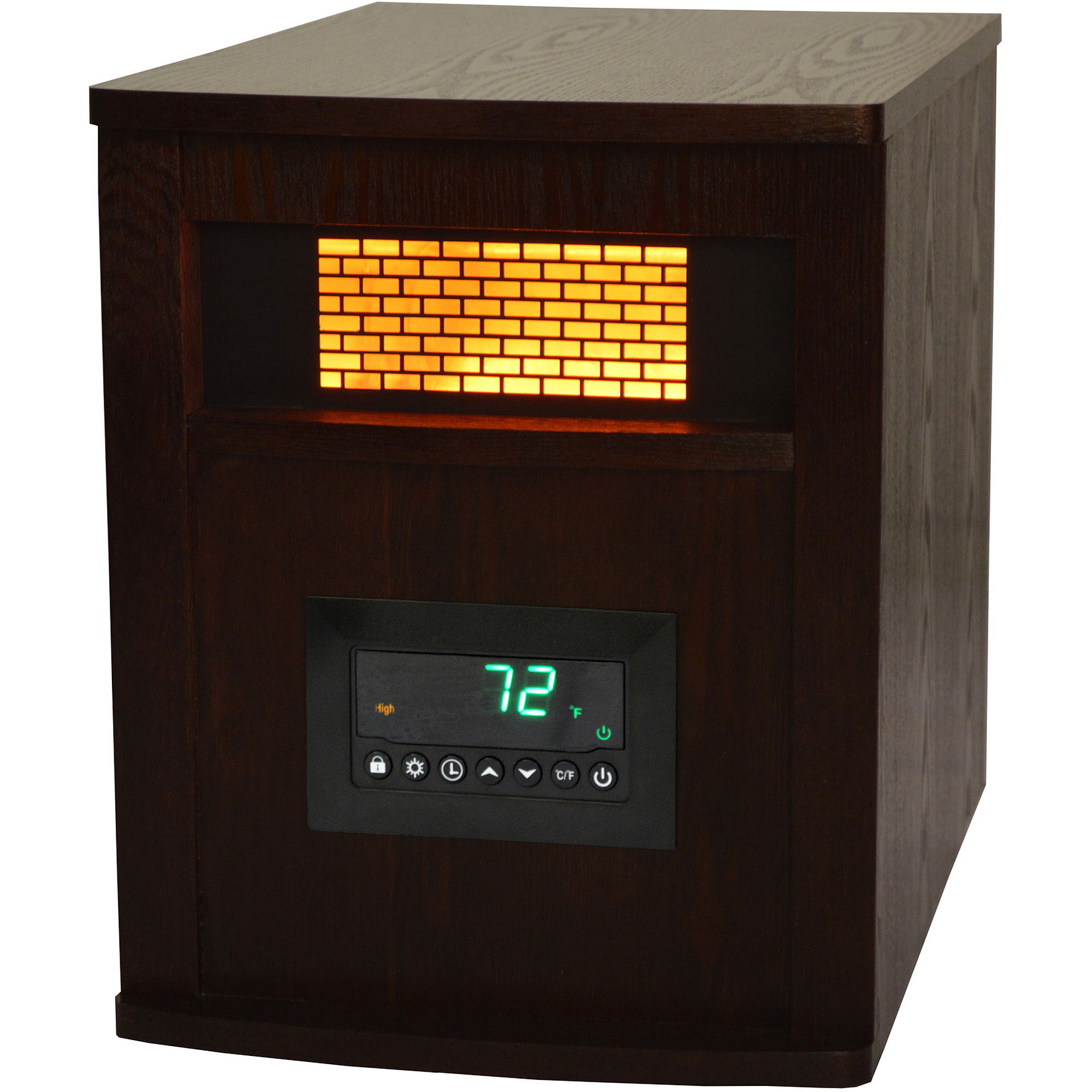 Lifezone Six Element Heater