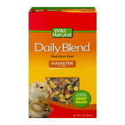 Wild Harvest Daily Blend Nutrition Diet for Hamsters and Gerbils, 32 oz