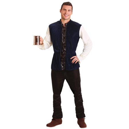 Plus Size Renaissance Tavern Man - Plus Size Renaissance Costume
