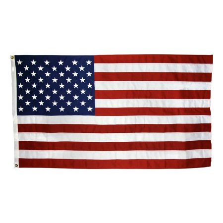Collins Flags 4 X 6 Polyester Us Flag   100  Made In America