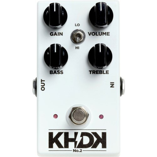 KHDK Electronics No. 2 Clean Boost Guitar Effects Pedal