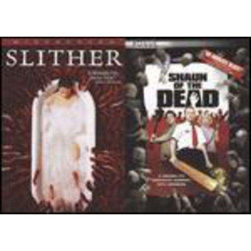 Slither/Shaun of the Dead [2 Discs]