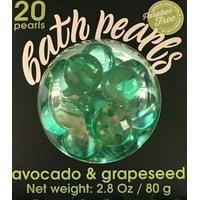 My Beauty Spot Avocado & Grapeseed Bath Pearl