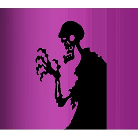 HALLOWEEN DECOR ~ Ghoul #2 ~ HALLOWEEN: WALL OR WINDOW DECAL, 13
