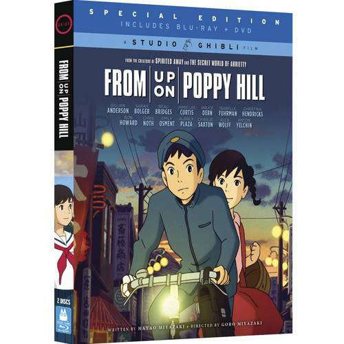 From Up On Poppy Hill (Special Edition) (Blu-ray   DVD) (Widescreen)