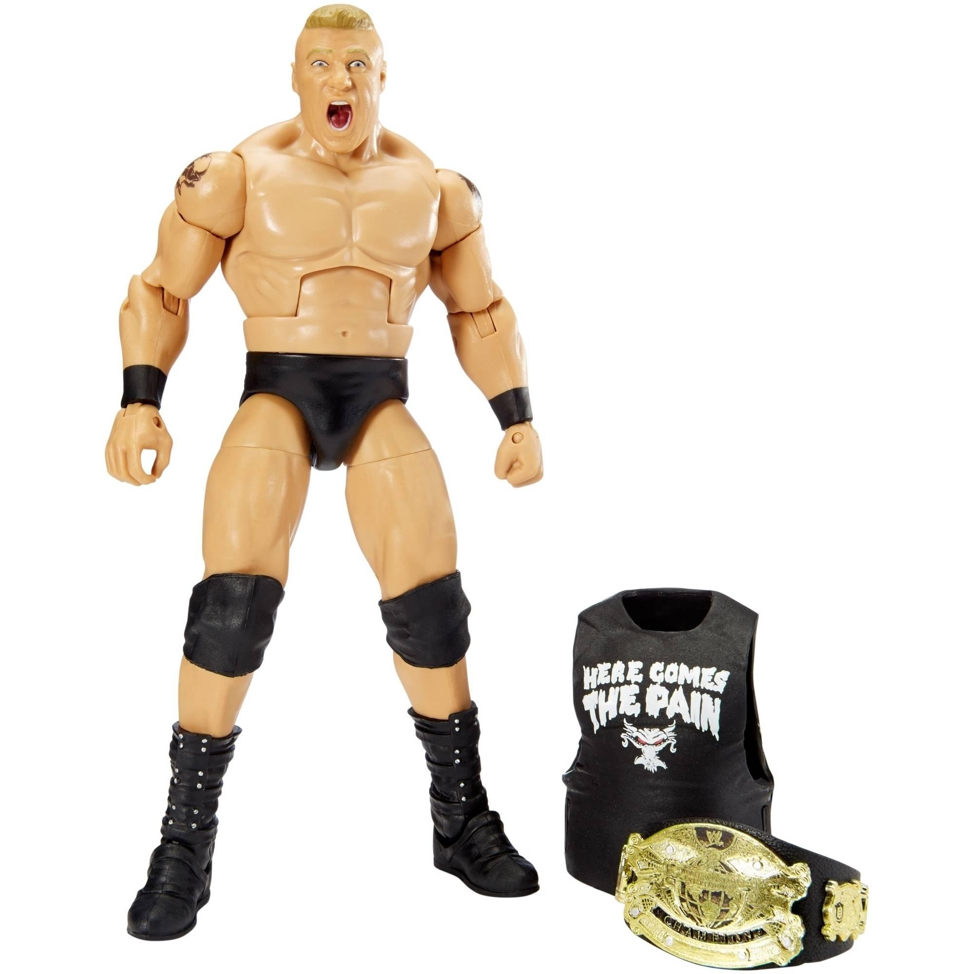 WWE WM32 Elite Figure