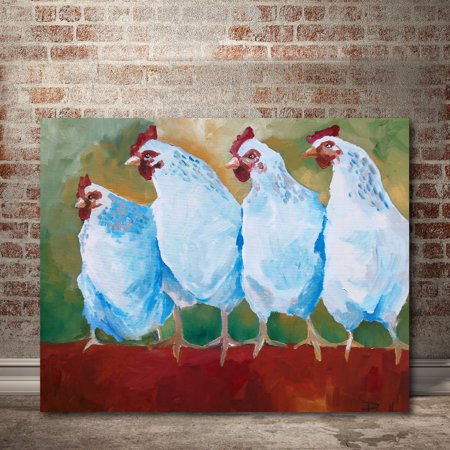 For All of a Kind Gallery-Wrapped Canvas Wall Art, 16x20 ()