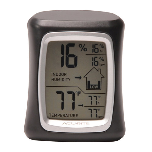 AcuRite Digital Humidity and Temperature Monitor 00325