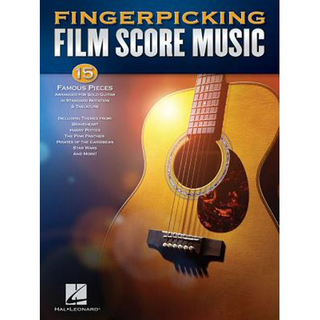 Fingerpicking Film Score Music (Halloween Film Music Score)