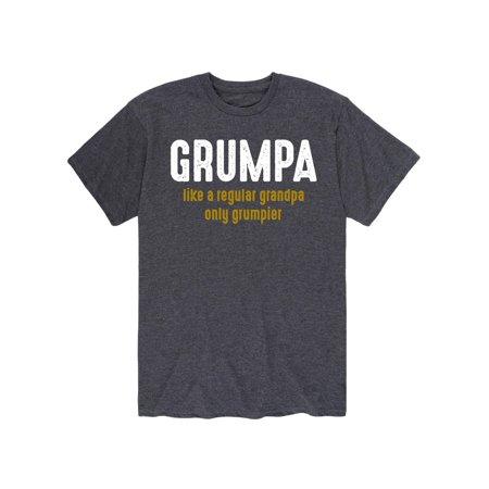 Grumpa  - Adult Short Sleeve Tee](Rapunzel Shirt For Adults)