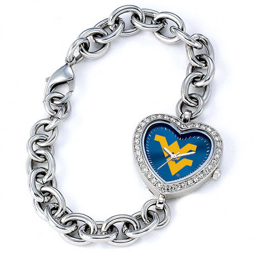 NCAA - West Virginia Mountaineers Team Watch - Heart Series