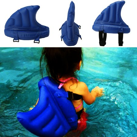 Hilitand Shark Fin Summer Swimming Float For Kids Inflatable Pool Toys Swimming Ring Swimming