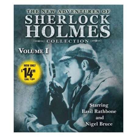 The New Adventures of Sherlock Holmes Collection by