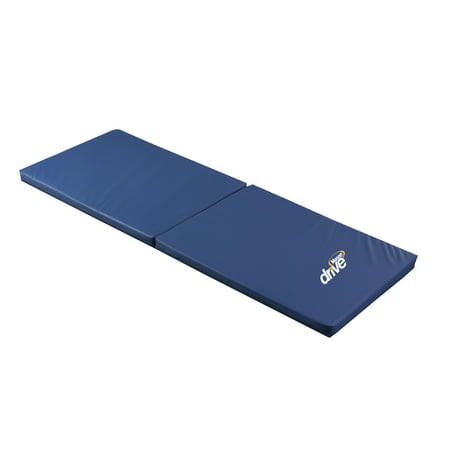 Drive Medical Safetycare Floor Mat with Masongard Cover, Bi-Fold, 36