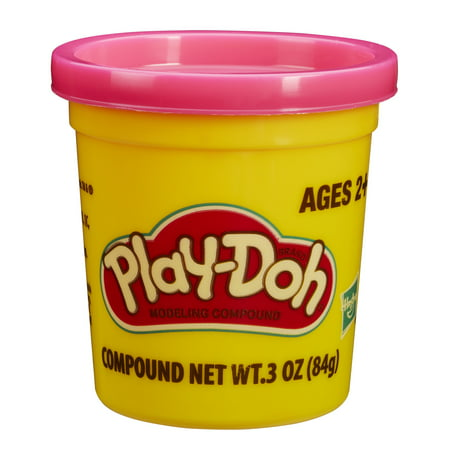 Play-Doh Modeling Compound Single Can in Rubine Red - Ninja Turtle Play Doh