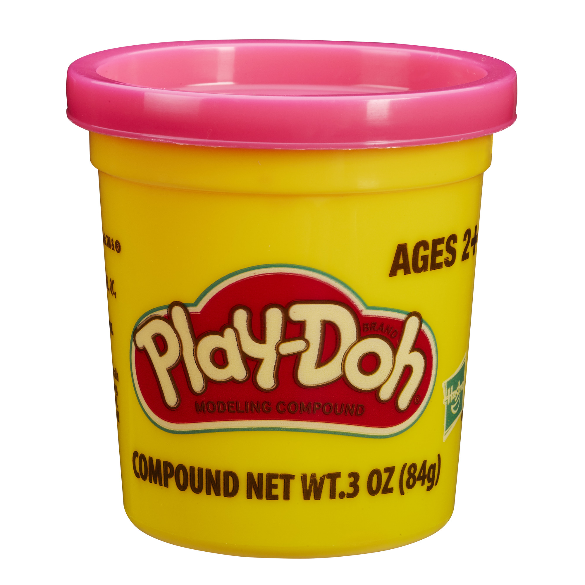 Play-Doh Modeling Compound Single Can in Rubine Red
