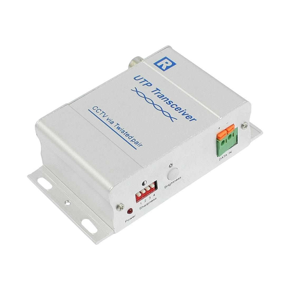 Image of CCTV Camera BNC Video Single Channel Active CCTV UTP Video Transceiver