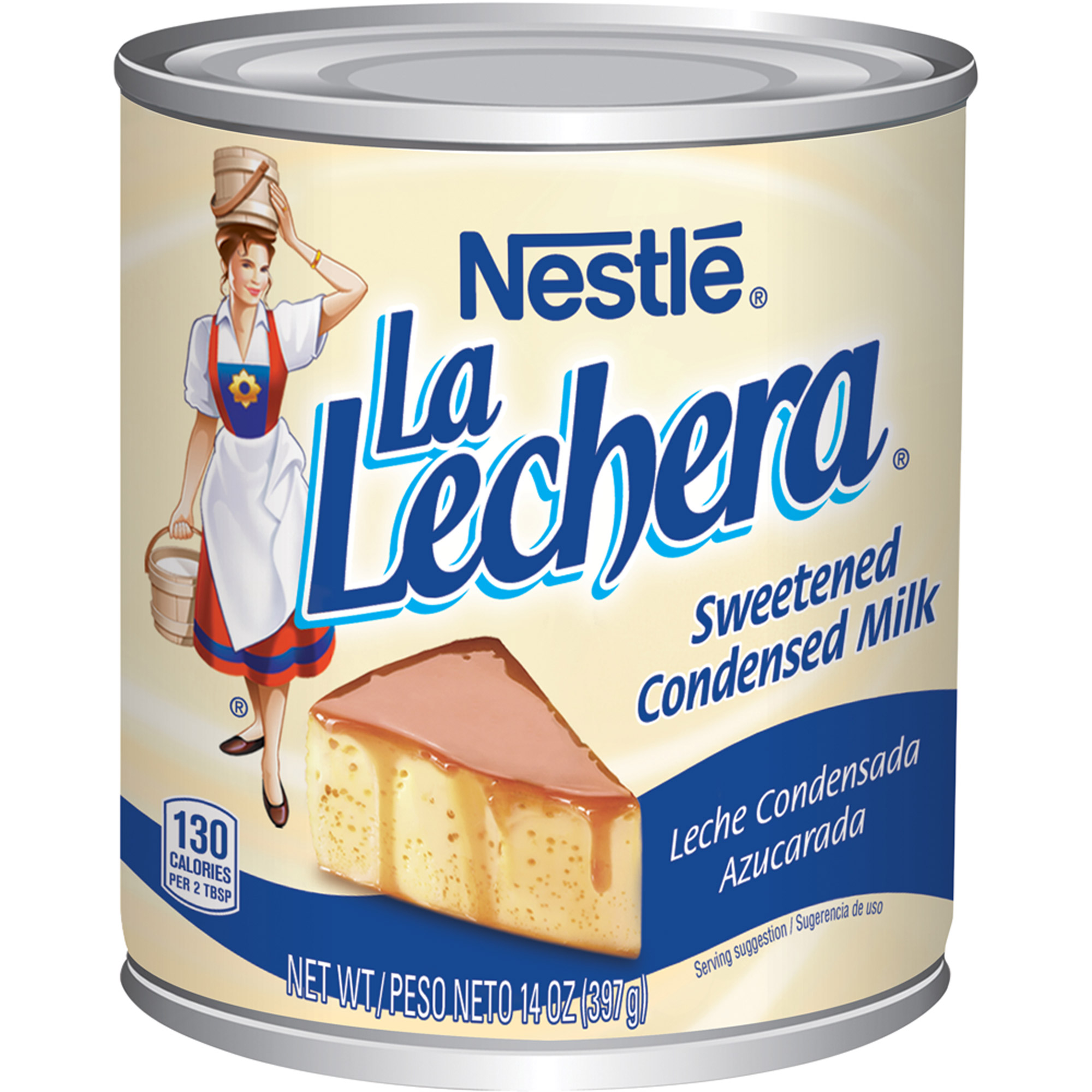 Nestle La Lechera Sweetened Condensed Milk, 14 oz