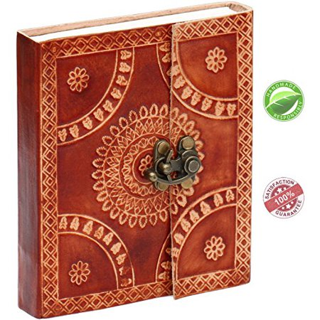 Master Coded Notebook Lock - Cyber Monday Deals - SouvNear Decorative Journal Notebook - 6