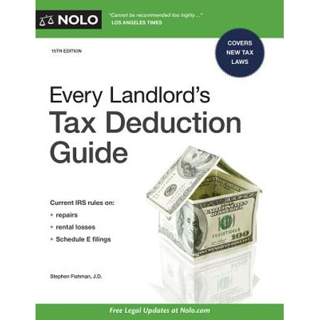 Every Landlord's Tax Deduction Guide (Best Income Tax Deductions)