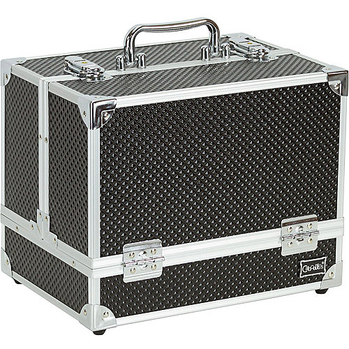 Caboodles Lovestruck 6 Tray Train Case