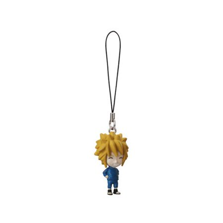 Woody Cell Phone Charm (Naruto Shippuden 10th Ver Minato Cell Phone Charm Strap Figure)