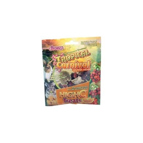 Brown's Tropical Carnival High C Small Animal Treat, 2.25 Oz