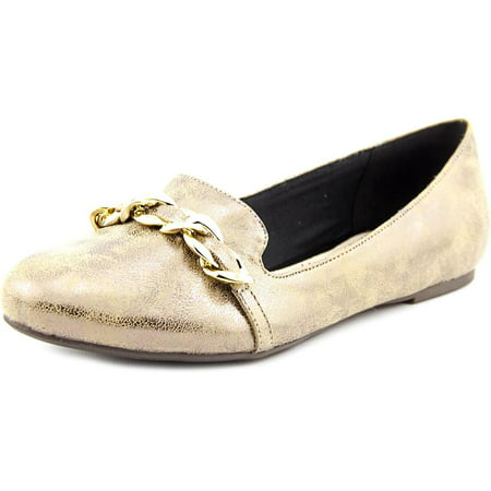 Madeline Women's Sundays Best Loafer, Bronze, 8.5 M
