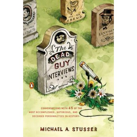 The Dead Guy Interviews - eBook - Day Of The Dead Makeup For Guys