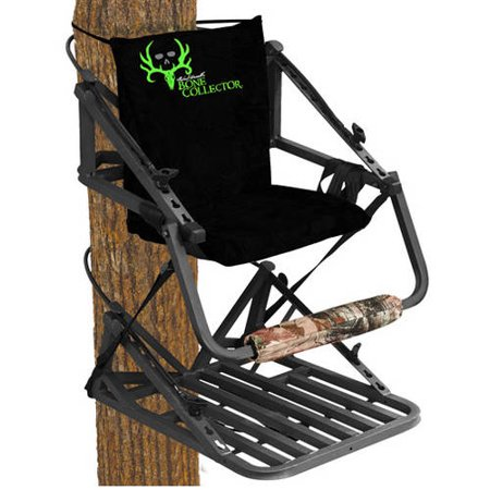 Ameristep Deluxe Aluminum Hitman Climber Tree Stand with Bonus $30 Gift Card thumbnail