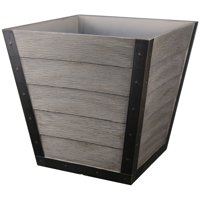 Mainstays Wooden Square Planter