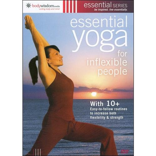 inflexible people. essential yoga for inflexible people x