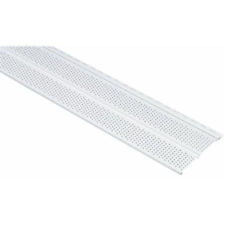 D5 Solid White Standard Vinyl Soffit