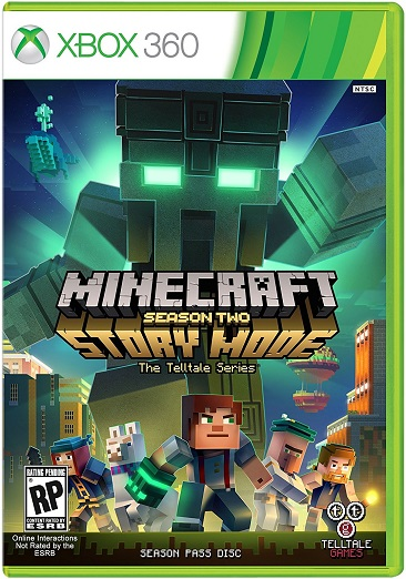 Telltale Games Minecraft: Story Mode Season 2 (Other) by U&I ENTERTAINMENT