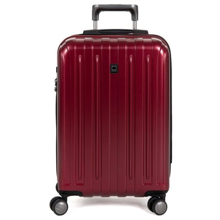 Delsey  Paris Helium Titanium 20.5-inch Expandable Hardside Carry-On Spinner Trolley