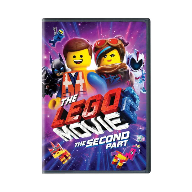 The LEGO Movie 2: The Second Part (Special Edition DVD)