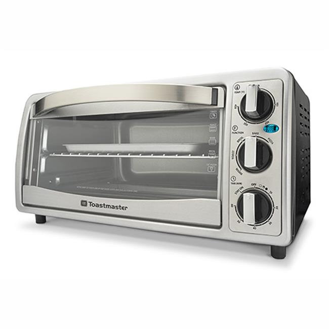 Toastmaster TM-183TR 6 Slice Toaster Oven, 18 litre