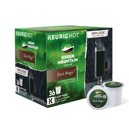 Green Mountain Coffee K-Cup Pods Dark Magic - 36 CT