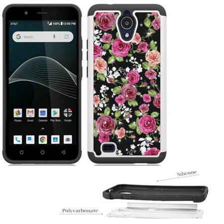 Phone Case For AT&T PREPAID AT&T Axia Case / Cricket Vision Case / Alcatel  Axia Case (5 5