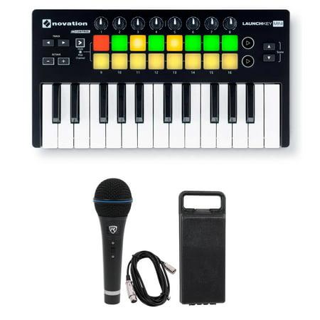 Novation LAUNCHKEY MINI MK2 25 Key USB Keyboard