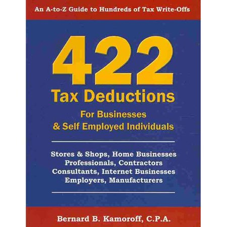 422 tax deductions for businesses and self employed for Tax deduction for home improvements