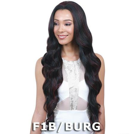 BobbiBoss Lace Front Wig - MLF116 BRIANA (4 Medium Brown)